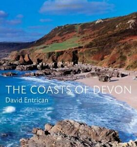The-Coasts-of-Devon-by-Entrican-David-Hardback-Book-The-Cheap-Fast-Free-Post