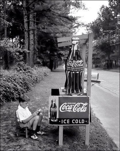 Coca-Cola #3 Photo 8X10-1936 Atlanta Georgia Coke