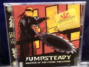 Jumpsteady - Master of Flying Guiltotine CD insane clown posse psychopathic icp
