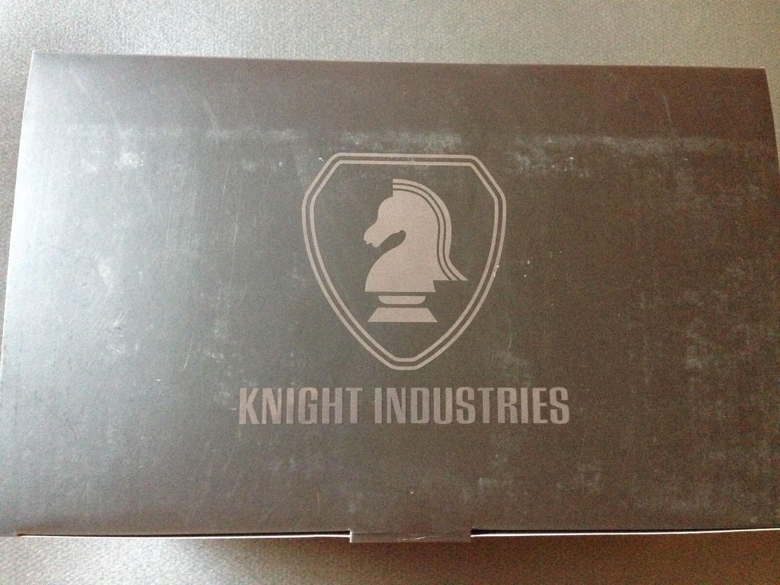 Knight Rider Kitt K.I.T.T. con luz & Sound módulo Hot Wheels elite bck00 1 18