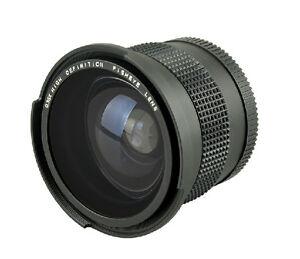 0.35x Fisheye Wide Angle 58mm Lens for Nikon D5100 D5000 D7100 D7000 D5200 D5300