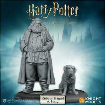 Harry Potter Miniatures Adventure Game Knight Models Brand New Rubeus Hagrid