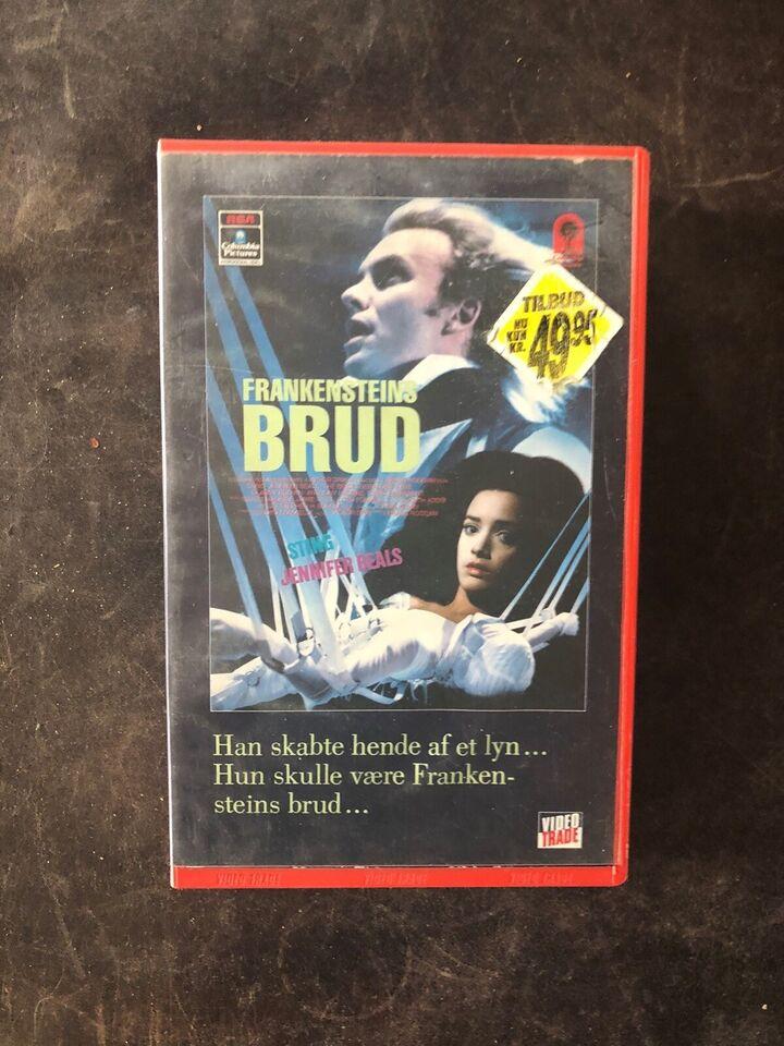 Anden genre, Frankensteins brud
