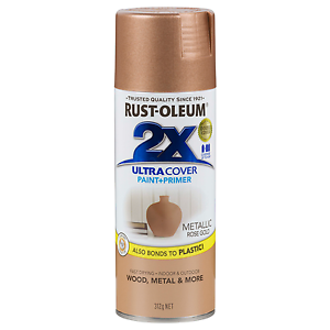 Rustoleum-312g-Rose-Gold-2X-Ultra-Cover-Spray-Paint-Super-Fast-Shipping-from-Syd