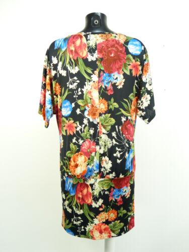 Mit 1551 Muster Kleid amp; Mehrfarbig Gr Neu Wie M N Hallhuber Zqpw6OI