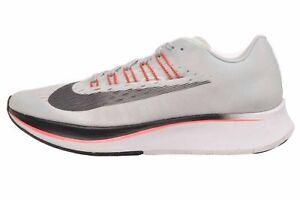 Copieux Nike Wmns Zoom Fly Running Femme Chaussures Gris Baskets 897821-009-afficher Le Titre D'origine Bien Vendre Partout Dans Le Monde