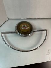 Vintage Ford Horn Steering Wheel Piece See Notes