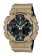 Casio G-Shock Uhr GA-100L-8AER Analog,Digital Beige