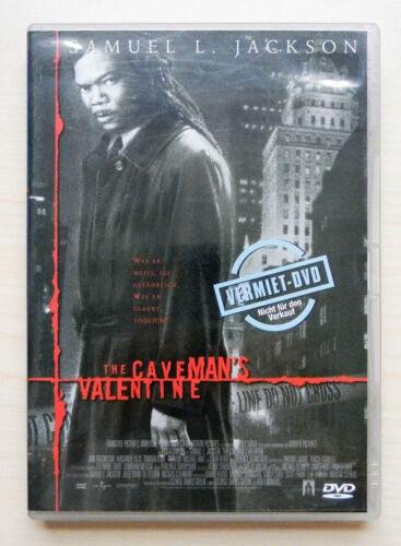 1 von 1 - Caveman`s Valentine  - DVD - mit Samuel L. Jackson