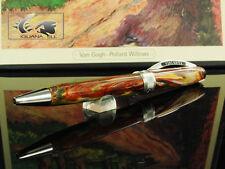 Visconti Van Gogh Pollard Willows Ballpoint pen, Resin, Palladium trim, 78645