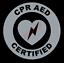 CPR-AED-Certified-Circle-Emblem-Vinyl-Decal-Window-Sticker-Car thumbnail 8