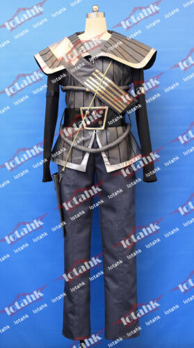 Klingon Cosplay Costume Custom Made /< lotahk />