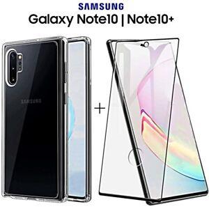 COVER-per-Samsung-Galaxy-Note-10-Plus-PELLICOLA-VETRO-TEMPERATO-CURVO-5D