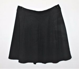 CROSSROADS-Brand-Black-Mid-Fit-Flare-Workwear-Skirt-Size-XXL-BNWT-SW13