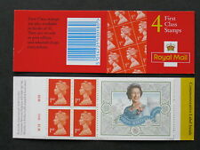 HB11 QUEEN'S 70th B.Day Booklet Cyl W38 W45 W48