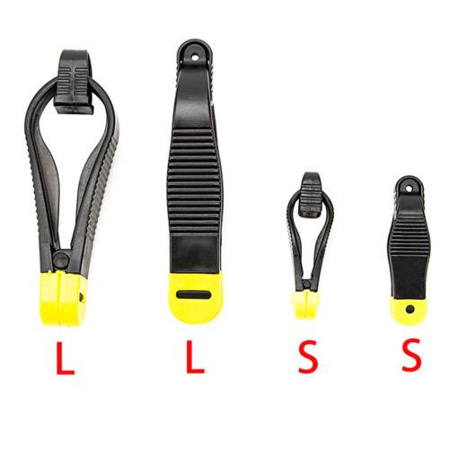 Power Grip Planer Board Mast Release Clip Trolling Weight Release Clip HI