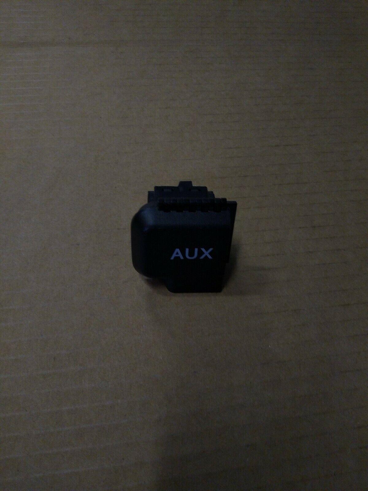 Genuine Honda 39114-SCV-A01ZA Auxiliary Input Jack Assembly