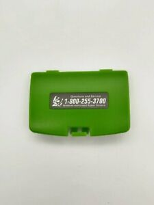 Kiwi Green Battery Cover Game Boy Color for Nintendo GBC Replacement Door New