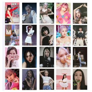 16pcs-Set-Blackpink-Ice-Cream-SUMMER-DIARY-Collective-Lomocards-Photocard