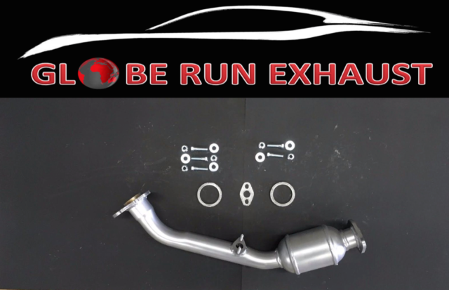 2001-2004 Toyota Tacoma 2.4L FRONT CATALYTIC CONVERTER FITS
