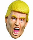 Rubies Costume Company 33972 Chump Latex Mask and Party Decor Donald