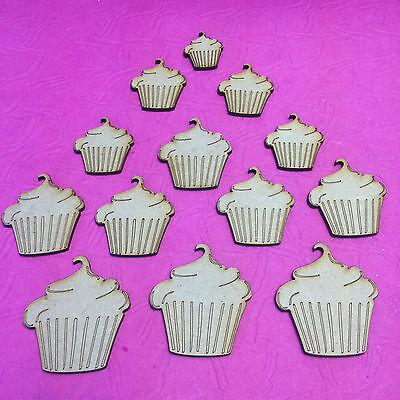 Orden especial 80 mm Cupcakes x10