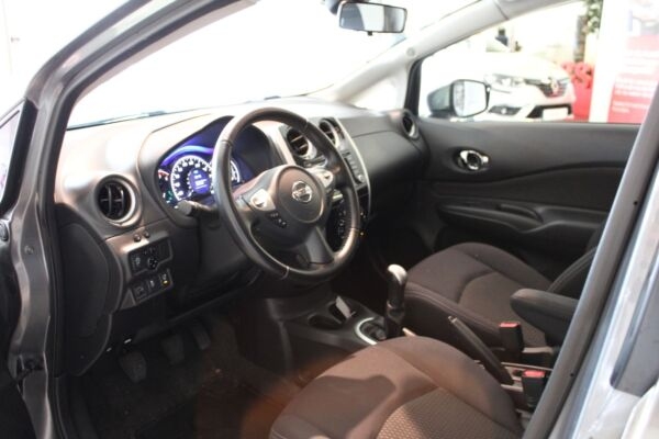 Nissan Note 1,2 Acenta Tech Pack - billede 5