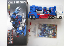 Transformers KFC Masterpiece Citizen Stack v2 Ultra Magnus,Special Price!
