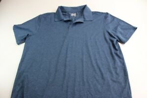 32-Degrees-Cool-Weather-Proof-Bluish-Polo-Shirt-XL-Extra-Large