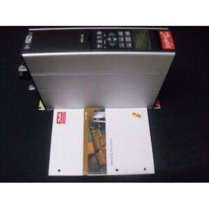 Inverter Vlt5005 Danfoss 3p 380 500v 3 0kw 175z0557