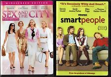 Sex and the City - The Movie & Smart People - 2 DVDs