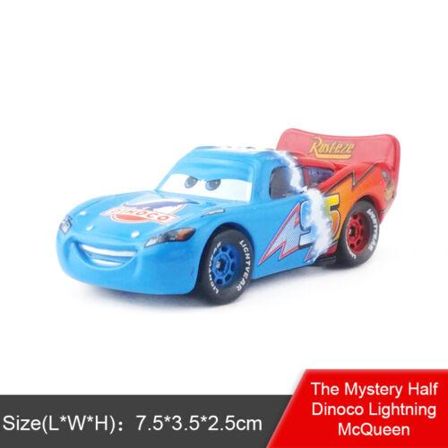 Disney Pixar Car 3 Lightning McQueen Mater Jackson Storm Ramirez 1:55 Voiture Jouets