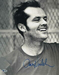 JACK-NICHOLSON-SIGNED-AUTOGRAPH-11x14-PHOTO-ONE-FLEW-OVER-THE-CUCKOO-039-S-NEST-H