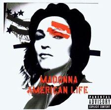 *NEW* CD Album - Madonna - American Life (Mini LP Style Card Case)