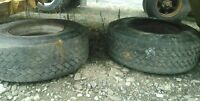 425 22.5 floater tires lift axle Goodyear continental firestone bridgestone