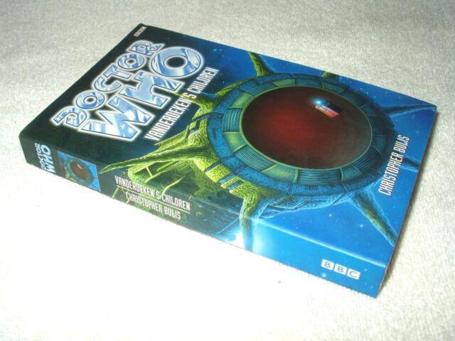 Book Paperback Doctor Who Vanderdeken's Children 8th