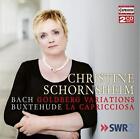 Goldberg-Variationen/La Capricciosa von Christine Schonsheim (2016)