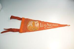 Vintage-Los-Angeles-CA-Pennant-Souvenir-City-Hall-Felt-15-034