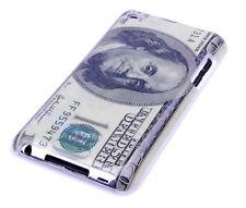 Hülle f Apple iPod Touch 4 4G Schutzhülle Case Cover Tasche USA 100$ Dollar Geld
