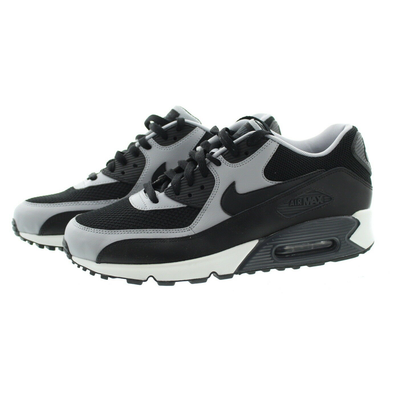 best website e4653 6a592 ... Nike 537384 Men s Air Max Max Max 90 Essential Low Top Running Athletic  Shoes Sneakers a77779 ...