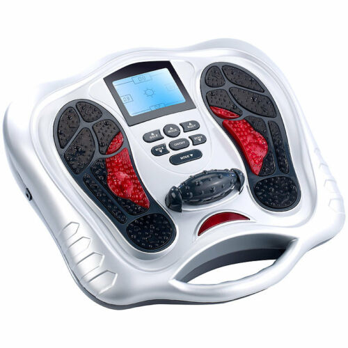 Fussmassagegerät Fußreflexzonen-Reizstrom-Massagegerät mit Infrarot-Tiefenwärme