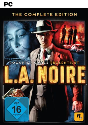 1 von 1 - L.A. Noire  Complete Edition PC CD Key Code - STEAM CD-Key Download keine CD/DVD