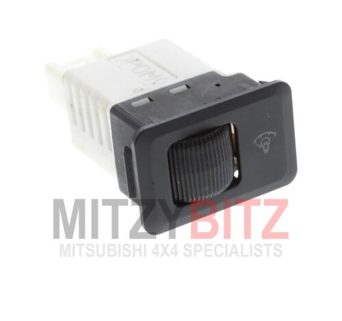 RHEOSTAT DASH LIGHT DIMMER SWITCH for MITSUBISHI SHOGUN SPORT 2.5 TD 3.0 V6