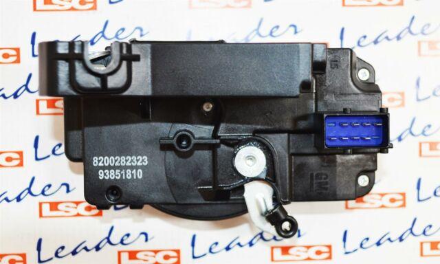 Genuine Vauxhall Vivaro LH Rear Door Lock with Motor 93851810 BNIB