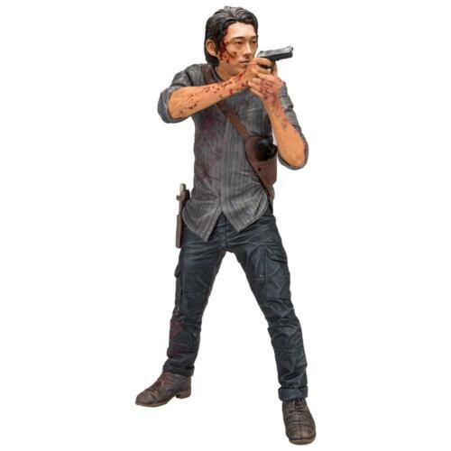 McFarlane Toys The Walking Dead 10.5 in GlennDeluxe Action Figure Neuf! environ 26.67 cm