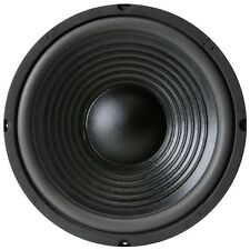 """NEW 10"""" Woofer Speaker.Home Audio 8ohm bass replacement sound.220w.10inch.stereo"""