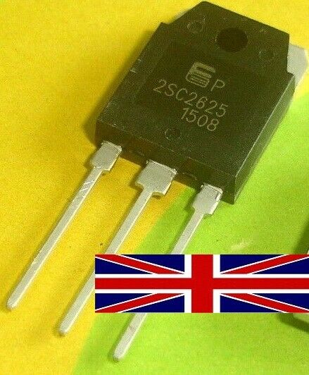 2SC2625 C2625 TO-3P Transistor from Fuji