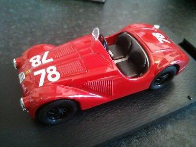 Acquista A Buon Mercato Brumm R264 Modelli 1/43 Ferrari 125s 1947 Circuito Permanente Parma F. Cortese-mostra Il Titolo Originale Chiaro E Distintivo