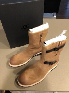 d473f7ea274 Details about UGG Mens Jaren Casual Boots 1017253 M Chestnut Size 13
