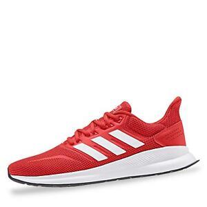 Adidas Runfalcon Sportschuhe in Übergrößen Rot F36202 große